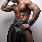 Latino Male Exotic Dancer