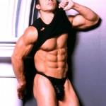 Latin Male Stripper - G-string