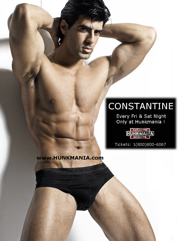 Male stripper - Constantine