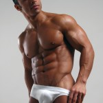 Latin Male Stripper - Adonis